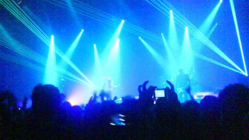 Kent live Sporthallen, Eskilstuna 2008. Foto: Fredrik Blomberg.