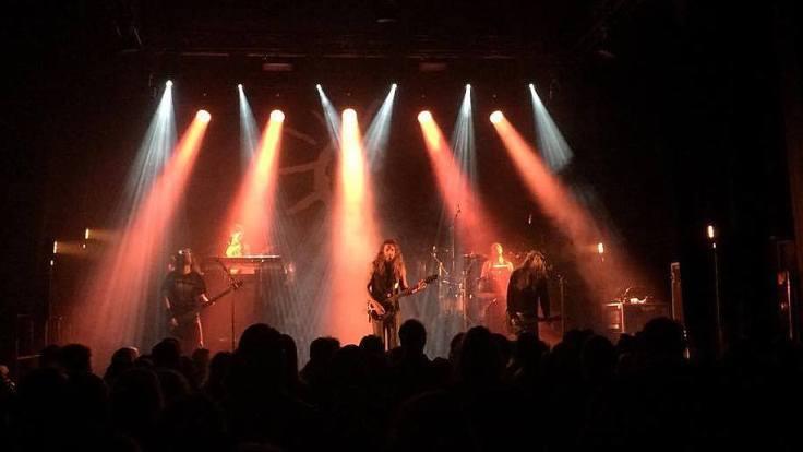 Eskilstunagruppen Pain of Salvation, live Lokomotivet, Eskilstuna 2017. Foto: Fredrik blomberg.