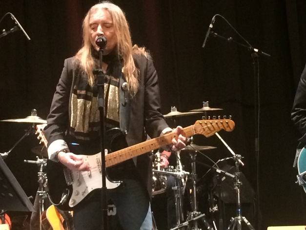 Dan Hylander, live Eskilstuna 2014. Foto: Fredrik Blomberg.