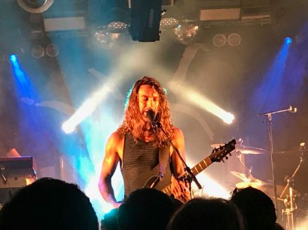 Pain of Salvation, Stockholm 2018.