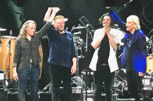 Eagles, Friends Arena 2019.