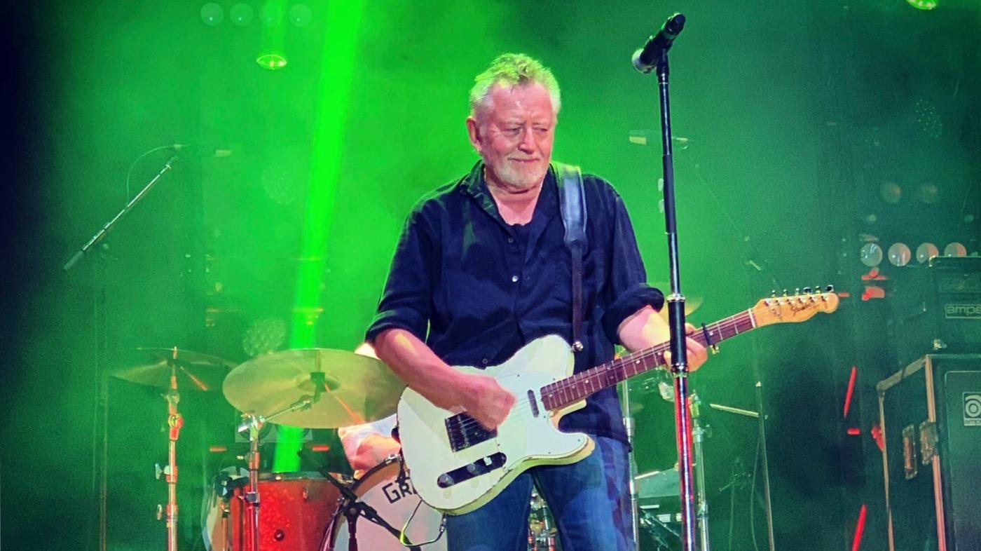 Ulf Lundell, live Hässlö 12 juli 2019. Foto: Henrik Persson.