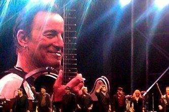 Bruce Springsteen, Ullevi 2012.