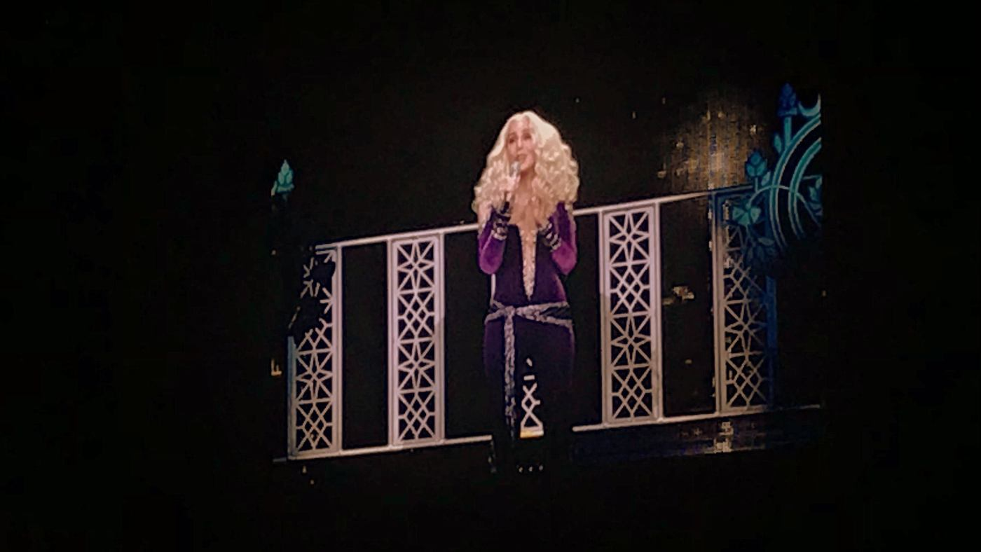 Cher, Friends Arena 2019.